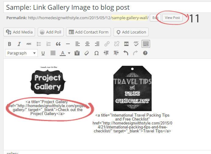 Link-Gallery-images-to-a-Post-in-wordpress-5