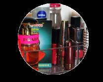 Daily Makeup Organization