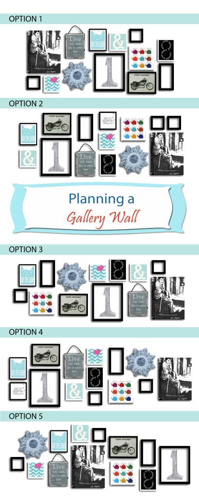 Gallery Wall Planner how to plan a gallery wall {ideas and inspiration} | design your