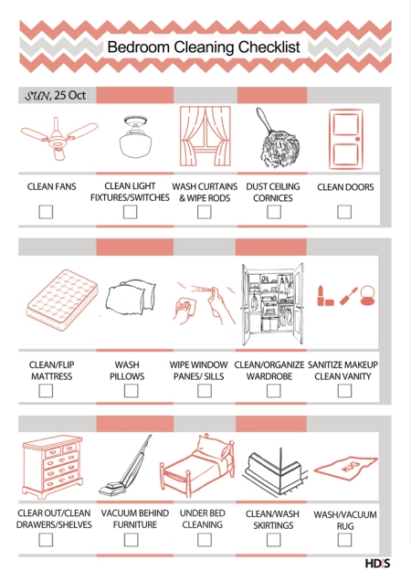 bedroom-cleaning-checklist
