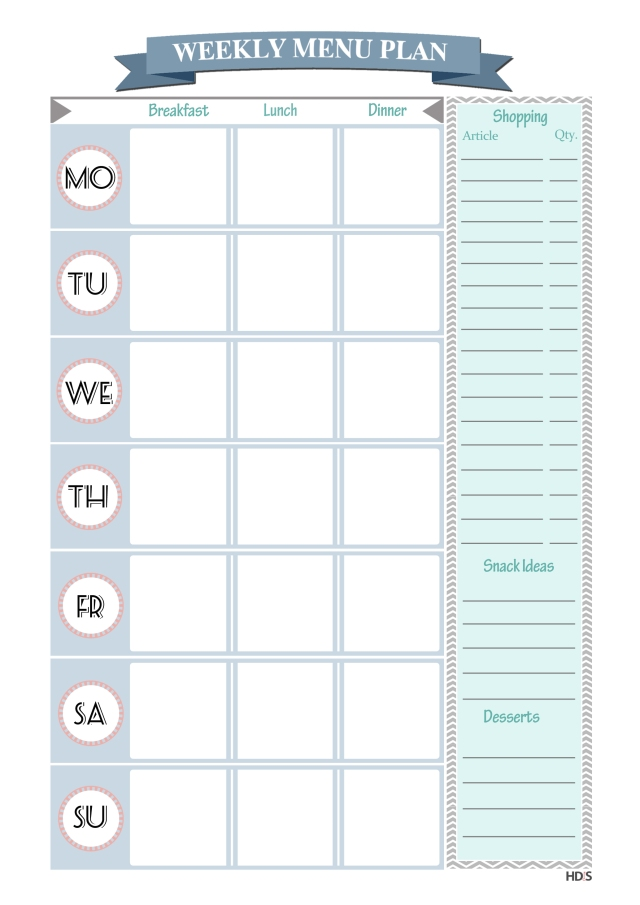 Weekly-Menu-Planner-printable