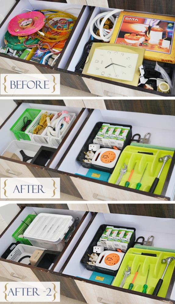 Junk-Drawer-Organization-hardware-before-after-2