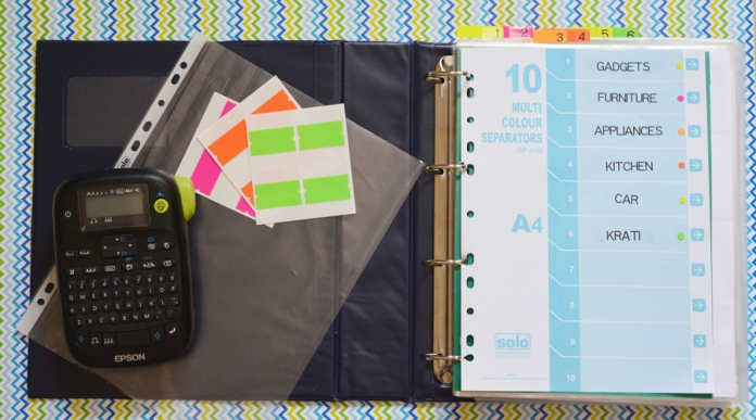 hacks-for-home-organizing-manuals-warranties-4